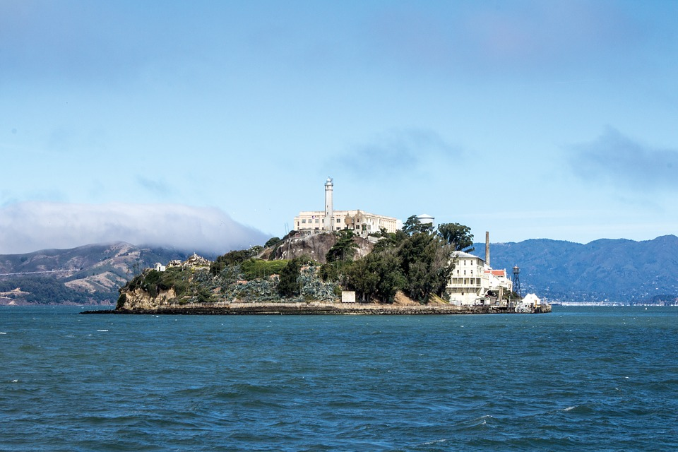 this is an image of San Francisco things to do alcatraz experience